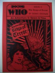 Doctor Who The Reign of Terror CMS In-Vision RARE